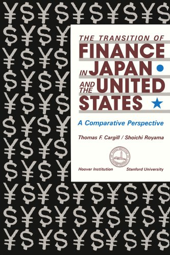 9780817987213: Transition of Finance in Japan and the United States: A Comparative Perspective (Hoover Institution Press Publication)
