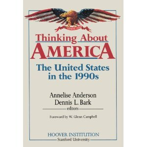 Thinking About America: The United States in: Anderson, Annelise Graebner,