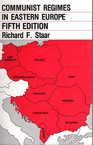 9780817988128: Communist Regimes in Eastern Europe (Hoover Institution Press Publication)