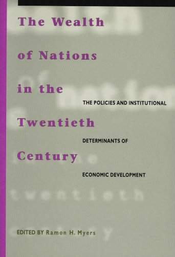 9780817994518: WEALTH OF NATIONS (HOOVER INST PRESS PUBLICATION)