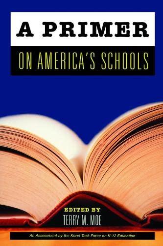 9780817999421: A Primer on America's Schools