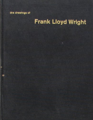 9780818000195: Drawings of Frank Lloyd Wright