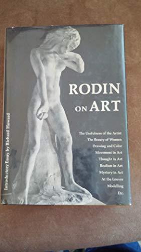 9780818001130: Rodin on art