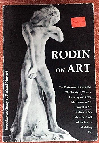 9780818001147: Rodin on Art.