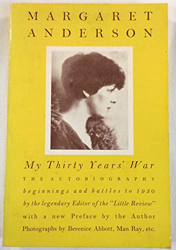 9780818002106: My Thirty Years' War; An Autobiography,