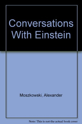 9780818002151: Conversations With Einstein
