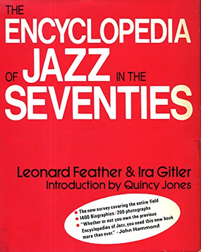 9780818012150: The Encyclopedia of Jazz in the Seventies