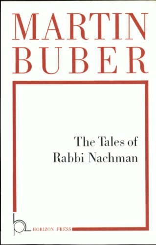 Tales of Rabbi Nachman: Buber, Martin