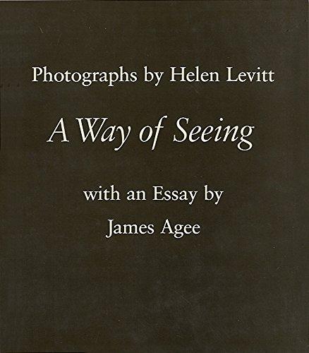 9780818014222: A way of seeing