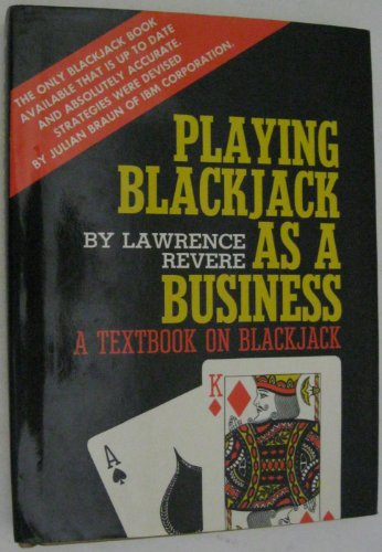 9780818400636: Playing Blackjack as a Business