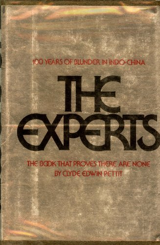 9780818401534: The experts