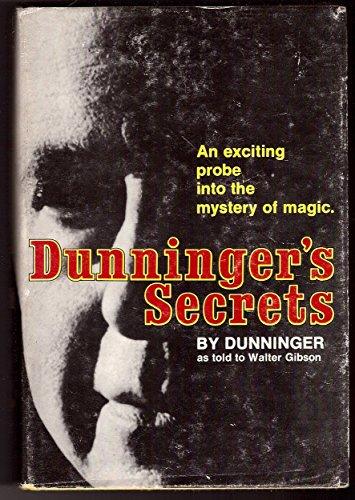 9780818401664: Dunninger's Secrets