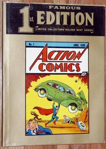 9780818402005: Action Comics Famous 1st Edition (Limited Collectors' Golden Mint Series, 1)