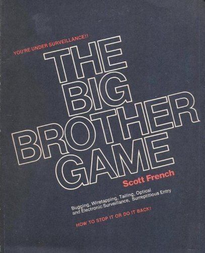 9780818402418: The Big Brother Game