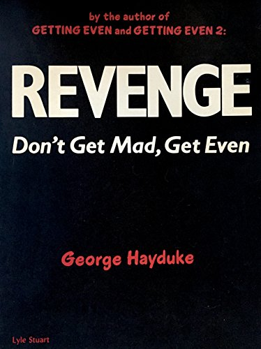 Revenge! (0818403535) by Hayduke, George