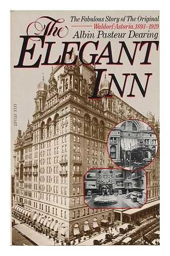 9780818403767: The Elegant Inn: The Waldorf-Astoria Hotel, 1893-1929
