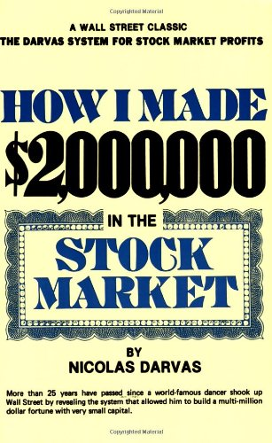 9780818403965: How I Made $2, 000, 000 in the Stock Market: The Darvas System for Stock Market Profits