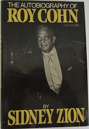 9780818404719: The Autobiography of Roy Cohn