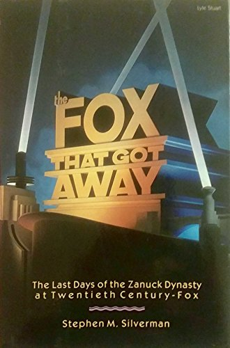 The Fox that Got Away: The Last: SILVERMAN, Stephen M.