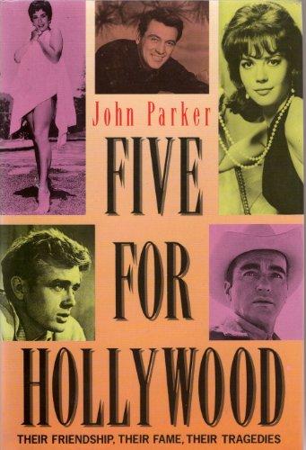 Five for Hollywood:Elizabeth Taylor/ Rock Hudson /: Parker, John
