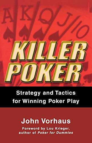 9780818406300: Killer Poker: Strategy and Tactics for Winning Poker Play