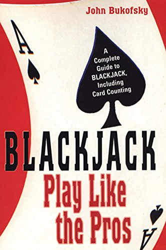 9780818406560: Blackjack: Play Like the Pros
