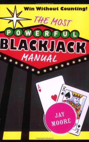 9780818406584: The Most Powerful Blackjack Manual
