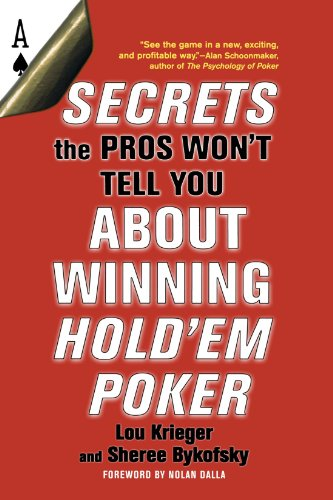 9780818406591: Secrets The Pros Won't Tell You About