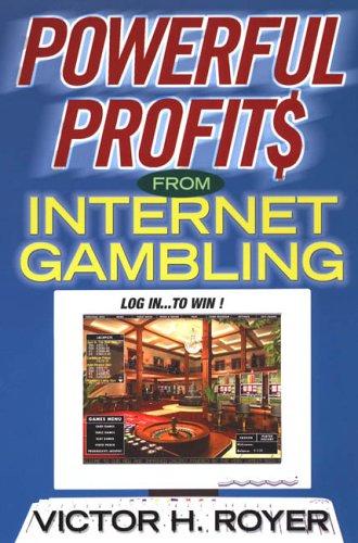 9780818406751: Powerful Profits From Internet Gambling
