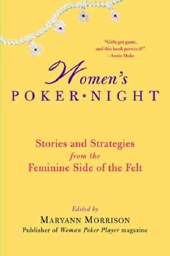 9780818407079: Women's Poker Night: Stories and Strategies from the Feminine Side of the Felt