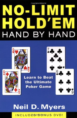 9780818407246: No-Limit Hold'em Hand by Hand: Learn to Beat the Ultimate Poker Game (w/DVD)