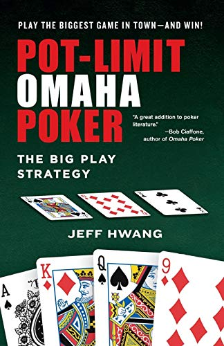 9780818407260: Pot-Limit Omaha Poker: The Big Play Strategy