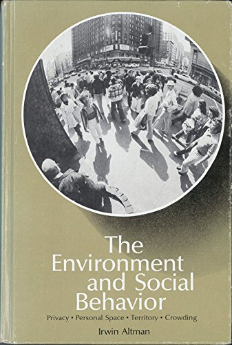 9780818501685: Environment and Social Behaviour