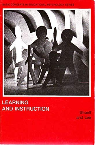9780818501876: Learning and instruction (Basic concepts in educational psychology series)