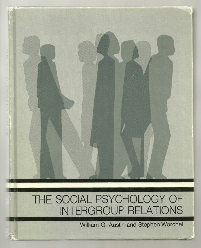 9780818502781: Social Psychology of Intergroup Relations