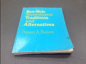 9780818503948: Sex-Role Stereotypes: Traditions and Alternatives
