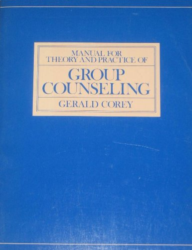 Theory of Practicing Group Counseling