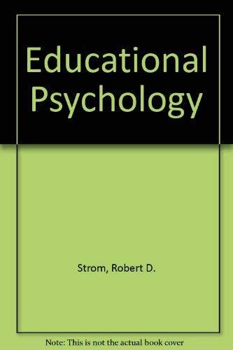 9780818504532: Educational Psychology