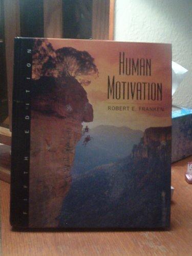 9780818504617: Human Motivation