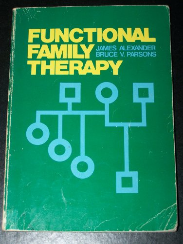 9780818504853: Functional Family Therapy