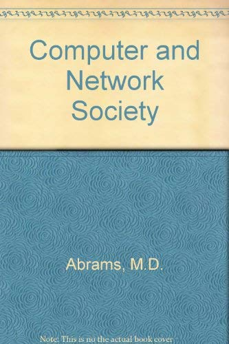 Tutorial: Computer and Network Security/Order No Dq756: Abrams, Marshall D.,