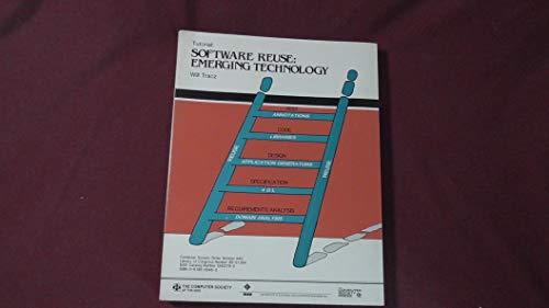 9780818608469: Tutorial: Software Reuse: Emerging Technology