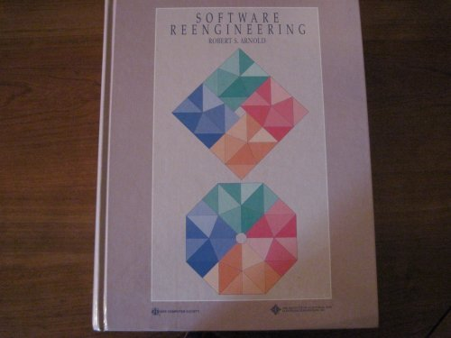 9780818632723: Software Reengineering (IEEE Computer Society Press Tutorial)