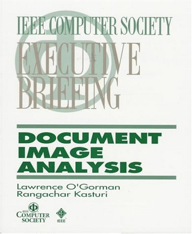 Document Image Analysis: An Executive Briefing (Ieee