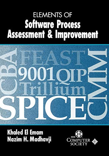 9780818685231: Elements of Software Process Assessment & Improvement (Practitioners)
