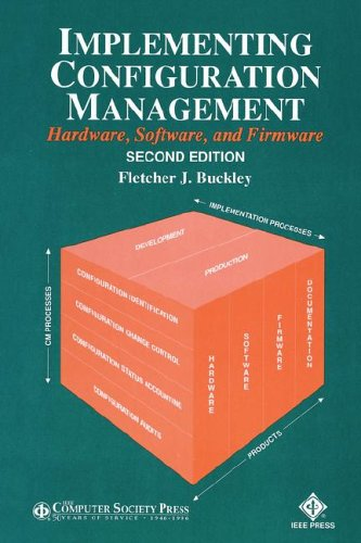 9780818689321: Implementing Configuration Management: Hardware, Software, and Firmware