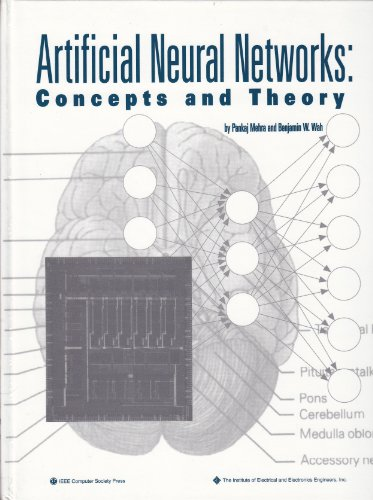9780818689970: Artificial Neural Networks: Concepts and Theory (Ieee Computer Society Press Tutorial)