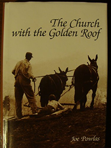 The church with the golden roof: Joe Powlas