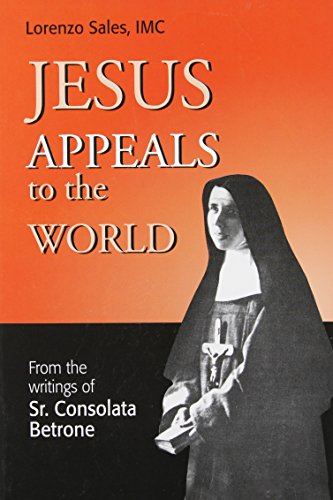 Jesus Appeals to the World (Paperback): Lorenzo Sales