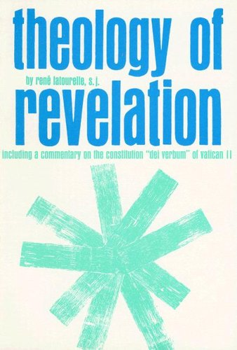 9780818904011: Theology of Revelation